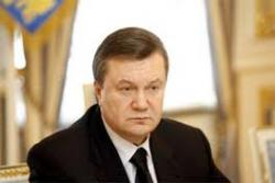 Янукович забыл о дне рождения Тараса Шевченко