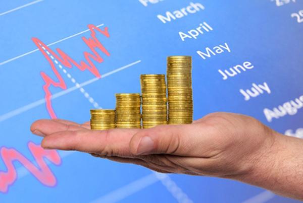 Стоимость вкладов инфляция корректирует