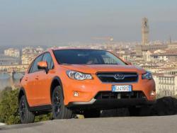 Subaru XV: мистер Икс на дорогах города