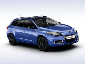 """Renault представил """"заряженный"""" универсал Megane"""