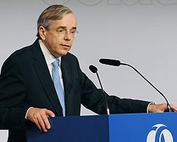ЕБРР в 2011 г. может прокредитовать проекты в Украине более чем на 1 млрд евро в гривне