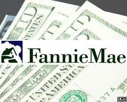 Fannie Mae просит у правительства США дополнительно 2,5 млрд долл