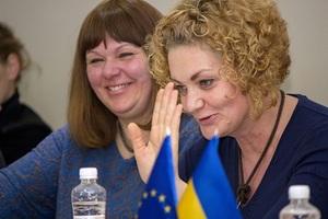 Украинские женщины и миротворчество