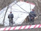 На месте гибели самолета Качинського нашли следы взрывчатки