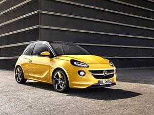 У Opel Adam появится семья