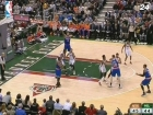 NBA: «Нью-Йорк» одержал победу над «Милуоки»