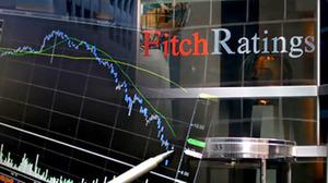 Fitch предупреждает Украину о возможной проблеме выплаты долга МВФ