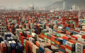 Импорт товаров в Украину значительно превышает экспорт