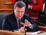 Янукович внес на рассмотрение в ВР антикоррупционный закон