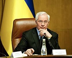 Н.Азаров: Между правительством и МВФ нет противоречий по восстановлению экономики Украины
