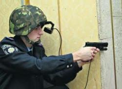 Нашу милицию вооружили прототипным дорогим оптическим оружием