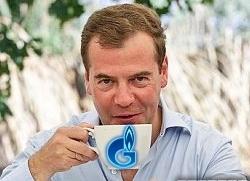 Медведев просто отдохнул