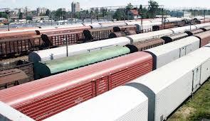 Россия убирает украинские вагоны с пути