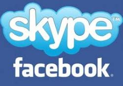 Facebook может объявить о партнерстве со Skype