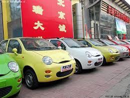 Автомобили продают, а запчасти на китайские авто – нет
