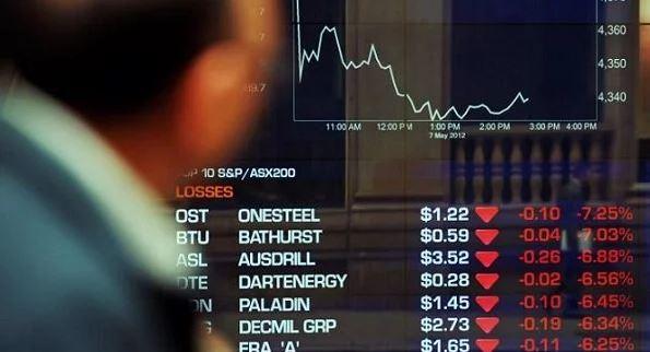 Падение сырьевого рынка стало причиной распродажи акций