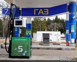 Янукович одобрил идею метановых заправок