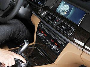 Новый iDrive от BMW