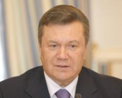 В.Янукович: Украина увеличит товарооборот с Азербайджаном