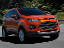 Ford показал новый  кроссовер