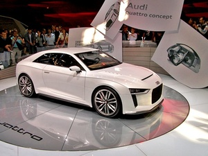 Audi возродит Quattro