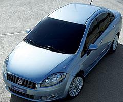 Сербия желает продавать Fiat в Россию