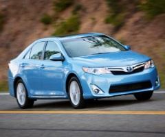 Обновлённая Toyota Camry — уже скоро