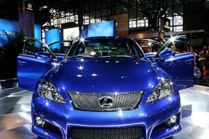 Lexus презентовал новый гибрид
