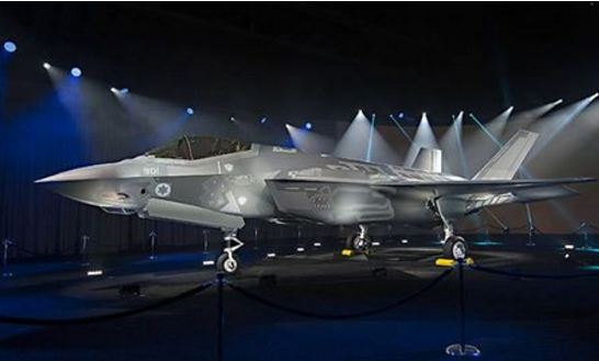 Израиль стал обладателем самого мощного боевого самолета в мире - F-35