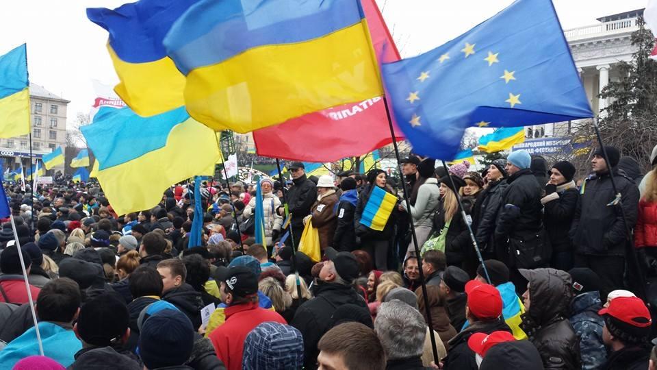 Другая страна. Киев восстал. Донбасс - пас
