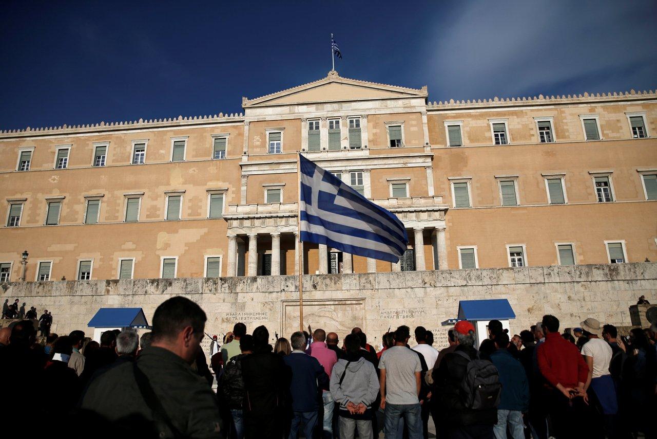 Главы европейских Минфинов согласовали выделение Греции €10,3 млрд