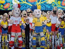 Евро-2012: Украина ждет до 800 тысяч иностранных болельщиков