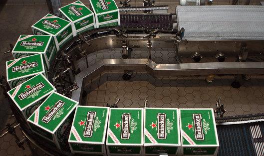 Heineken отчитался об увеличении прибыли