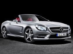 Миру показали новый Mercedes-Benz SL (ФОТО)