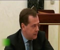 Медведев выставил счет Украине на $16 млрд