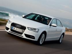 Audi A4: эволюция