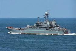 Украина с Россией снова столкнулись на море
