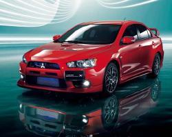 Mitsubishi Lancer Evolution X снимут с производства