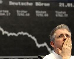 Фондовый рынок Европы закрылся понижением ведущих индексов