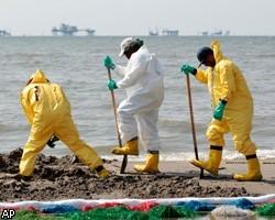 British Petroleum: США завысили в два раза объемы разлива нефти в Мексиканском заливе