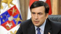 Милиция разогнала митинг против Саакашвили