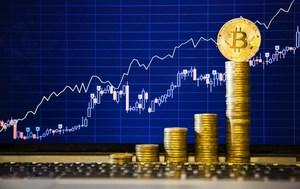 Торговля биткоин-фьючерсами набирает обороты