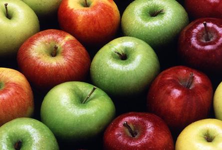 Украинские яблоки все также пользуются спросом