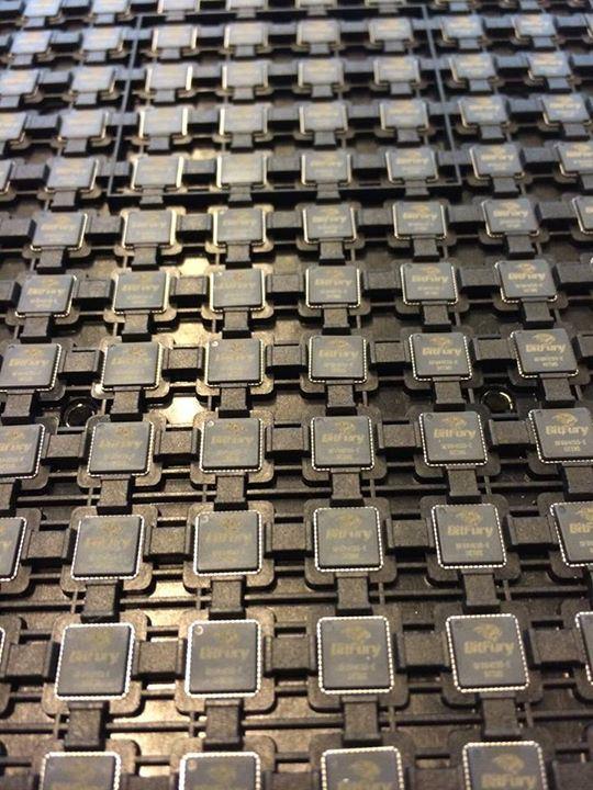Увеличение размера блока: подробный анализ Bitfury