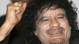 Муаммар Каддафи обратился к ливийскому народу с экранов телевизора