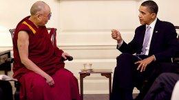 Обама встретился с Далай-ламой за закрытыми дверями