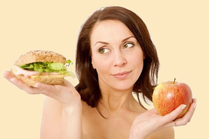 Рацион питания для будущих мам