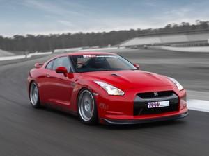 В Украину приехал суперкар Nissan GT-R