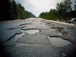 Как ездить по разбитым дорогам, чтобы уберечь себя и авто