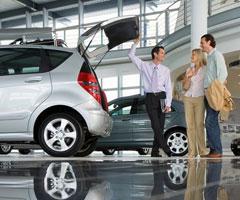 Россия отметилась падением продаж авто